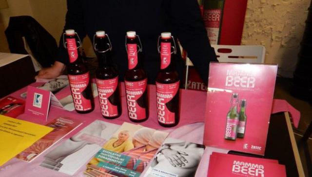 Loại bia đặc biệt dành cho người bị ung thư