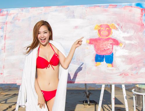 Xuất hiện bộ bikini dành cho 'hội gái ngoan không sợ bạn trai đá' khiến dân mạng 'ngả nghiêng'