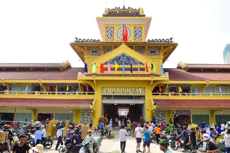 Chợ gần 100 tuổi ở Sài Gòn chính thức mở cửa trở lại