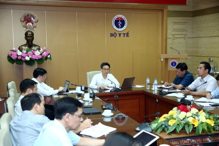 Bộ Y tế khẳng định sẽ xét nghiệm người dân ở diện rộng với kit thử do Việt Nam sản xuất