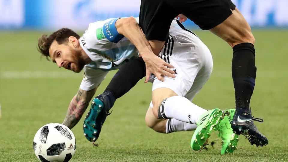 Đâu là thiên tài bị từ khước ở Argentina?