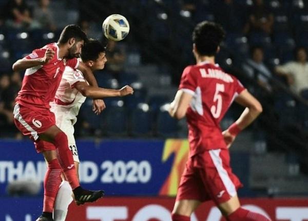 Jordan vượt mặt Việt Nam và UAE đứng đầu bảng D