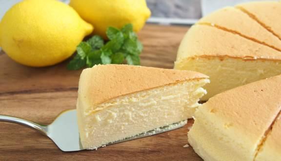 Tự tay làm bánh phomai mềm mịn cho bé yêu