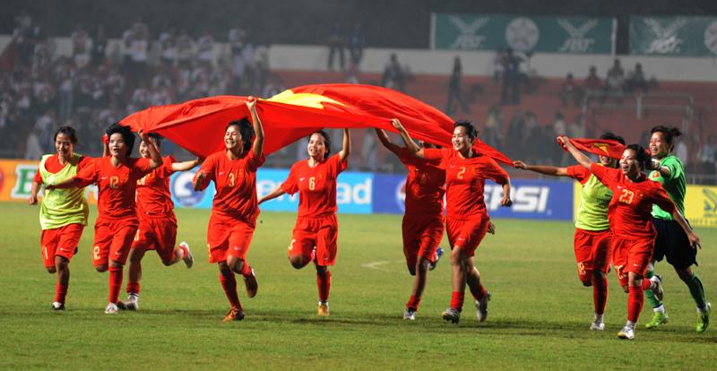 Cơ hội lớn cho bóng đá nữ Việt Nam vươn cao