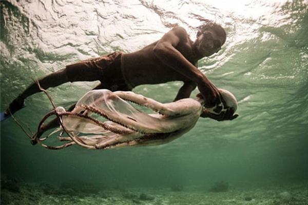 Vì sao bộ tộc 'người cá' Bajau lặn sâu đến 70 mét?