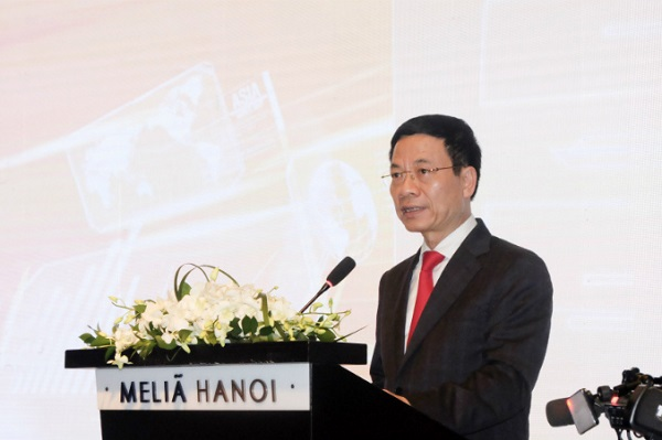 'Việt Nam sẽ là một trong những nước đầu tiên triển khai 5G'