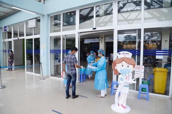Thêm 2 ca mắc mới COVID-19 ở Hải Dương và Quảng Nam, Việt Nam có 964 bệnh nhân