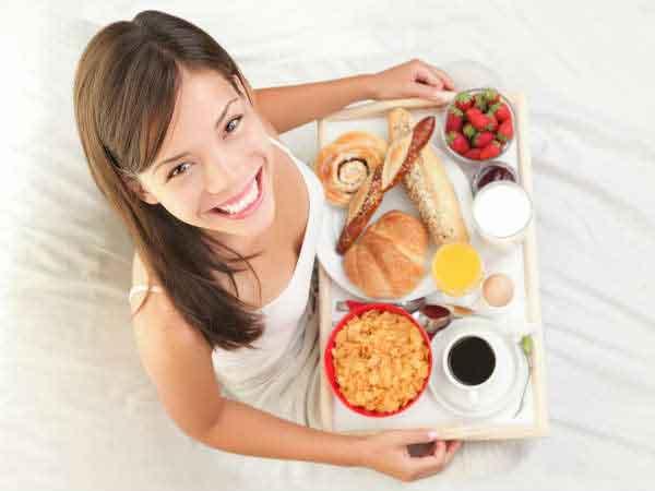 Sự cần thiết của bữa ăn sáng