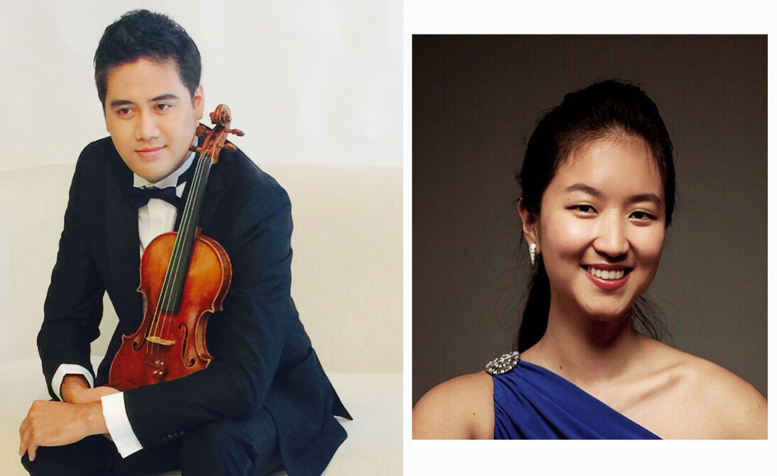 Bùi Công Duy sẽ biểu diễn cùng nghệ sĩ cello tài năng Mỹ Grace Ho tại Việt Nam
