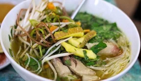 Cách nấu bún cá Châu Đốc chuẩn vị