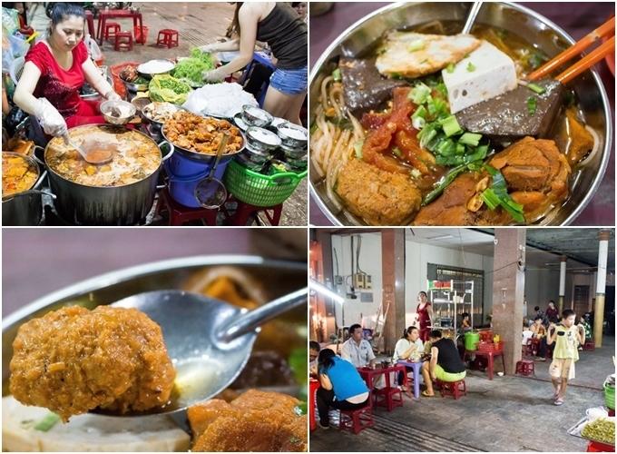 Những quán ăn đêm hút khách Sài Gòn
