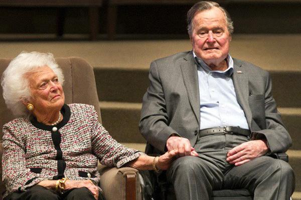 Cựu tổng thống George H.W. Bush qua đời ở tuổi 94