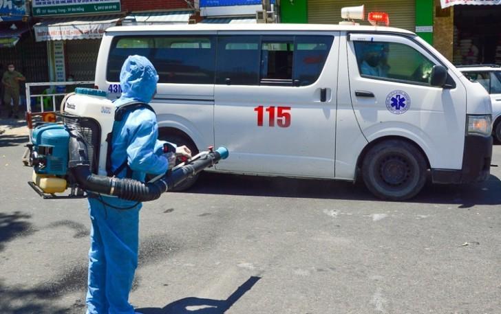 Sáng 29.7, Việt Nam phát hiện thêm 8 ca mắc COVID-19 liên quan 4 bệnh viện tại Đà Nẵng