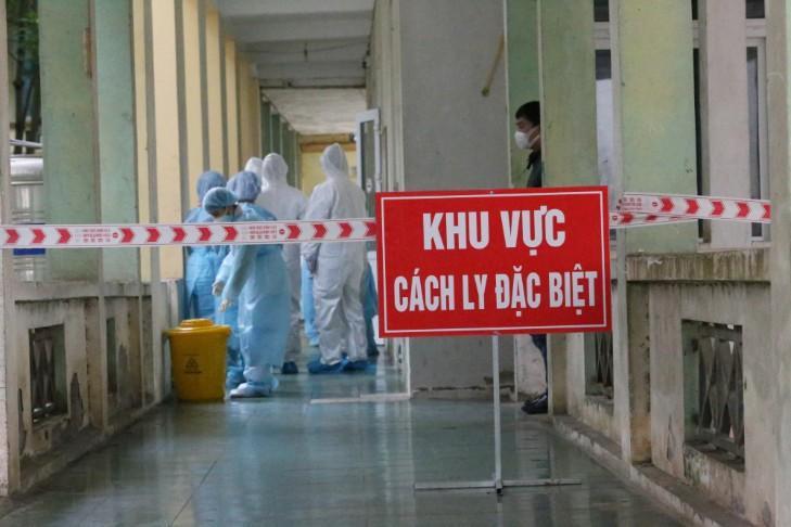 Phát hiện thêm 5 ca nhiễm COVID-19 ở Quảng Nam, liên quan đến các bệnh viện Đà Nẵng