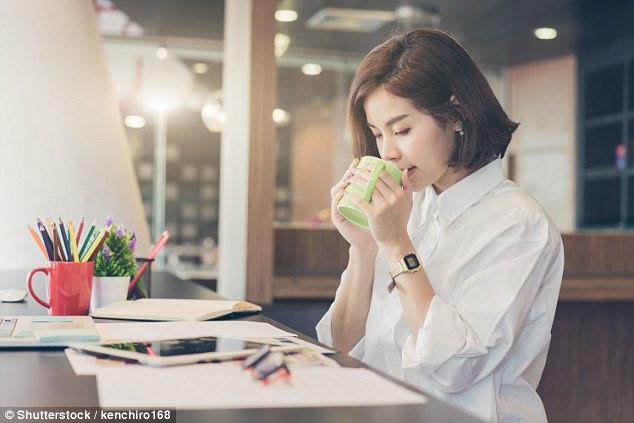 Ngửi cà phê cũng có đủ tác dụng như uống ?