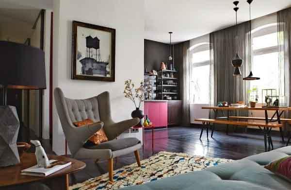 Phân chia không gian hợp lý cho căn hộ nhỏ