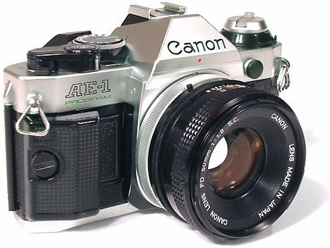 Canon bán mẫu máy ảnh phim cuối cùng