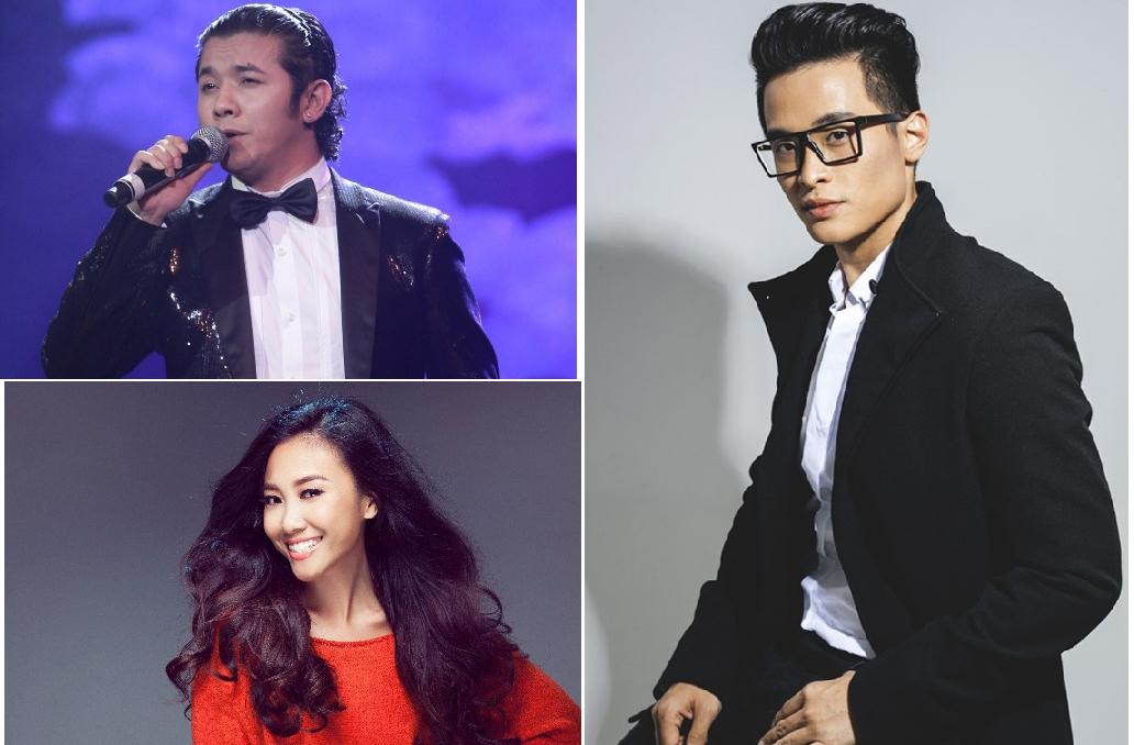 """Duyên Dáng Việt Nam """"bệ phóng"""" của ca sĩ trẻ tài năng"""