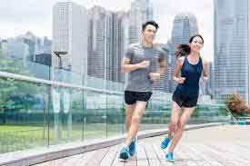 Chạy bộ: Công thức của tuổi thọ và sức khỏe dài lâu