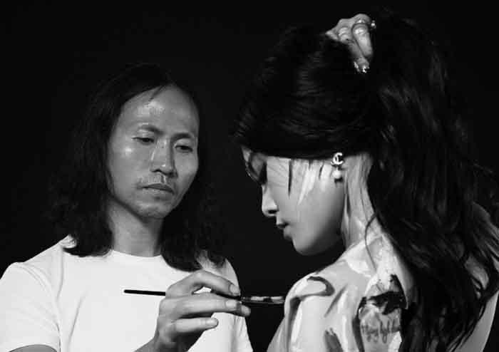 Người truyền cảm hứng Body Painting ở Việt Nam