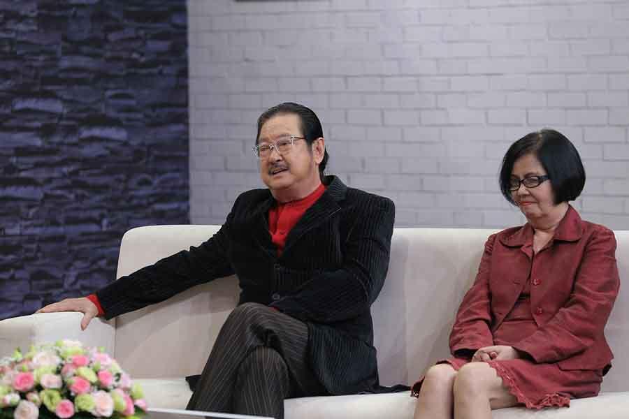 Diễn viên Chánh Tín: Cám dỗ không che được lối về nhà