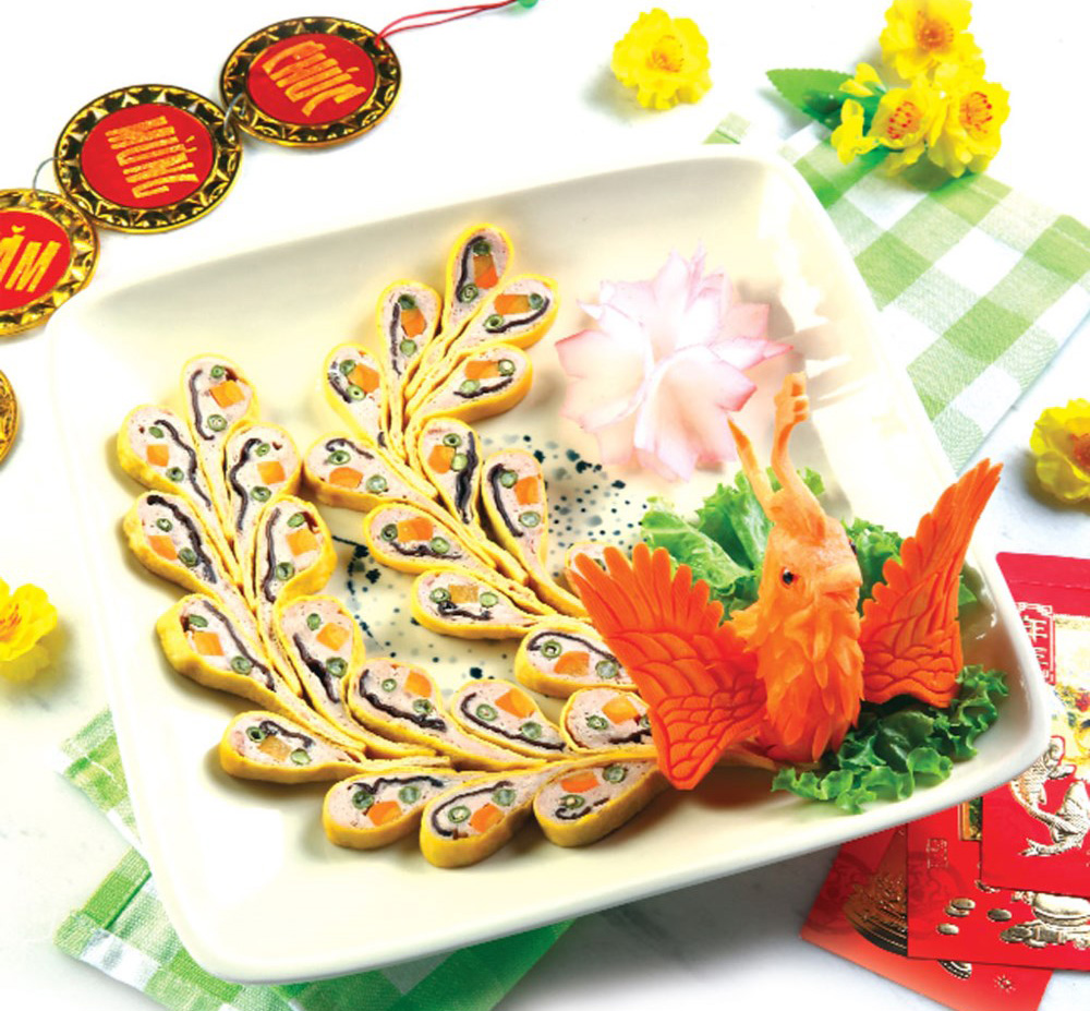 Cách làm chả phượng – ẩm thực cung đình Huế