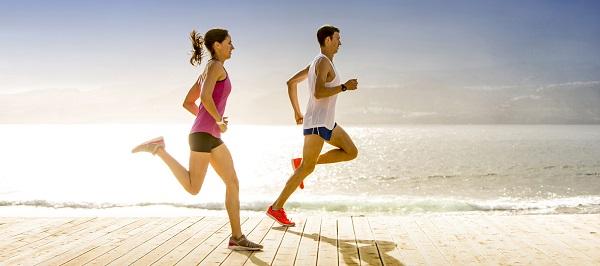 Chạy bộ cùng bạn: cạnh tranh vui vẻ!