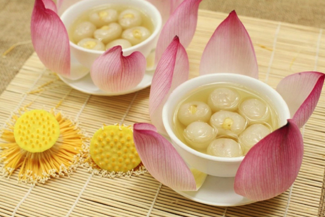 Các món ngon từ hạt sen thanh mát, bổ dưỡng
