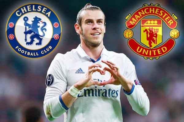 Chelsea và Man United đại chiến vì sao 88 triệu bảng của Real