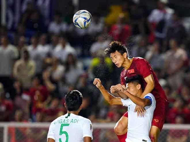 U.22 Việt Nam 2-1 U.22 Indonesia: Ý chí tuyệt vời