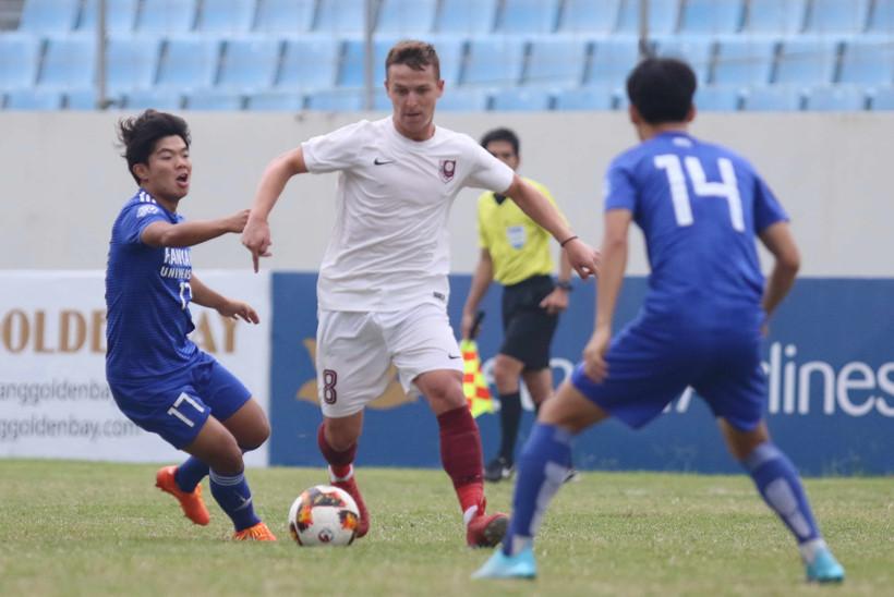 FK Sarajevo đoạt hạng 3 khi giành chiến thắng trước Đại học Han Yang