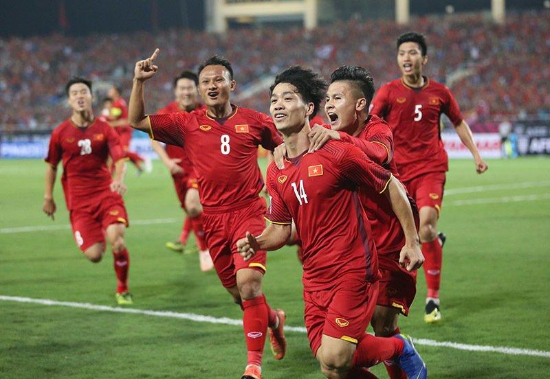 Việt Nam - Malaysia: 2-0 chiến thắng thuyết phục của thầy trò HLV Park Hang Seo