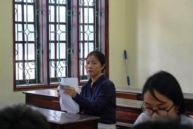 Nữ thí sinh 50 tuổi quyết thi ĐH Y khoa Vinh