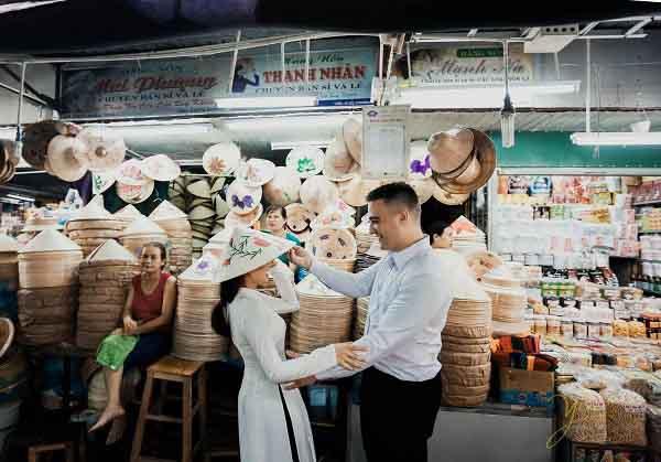 Quê hương là gì hở mẹ? (kỳ 14): Chợ Đông Ba, khi mình qua...