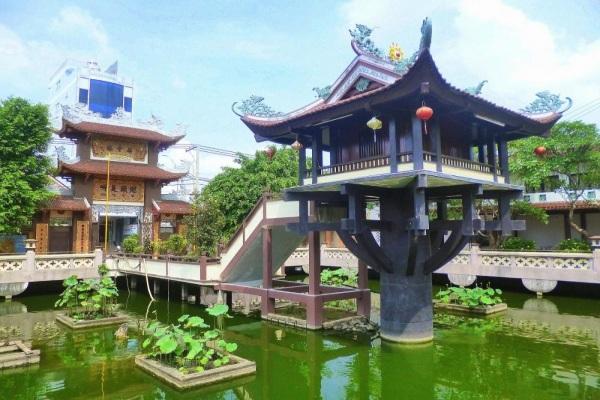 Chùa Một Cột – dấu ấn kiến trúc độc đáo, biểu tượng văn hóa Việt