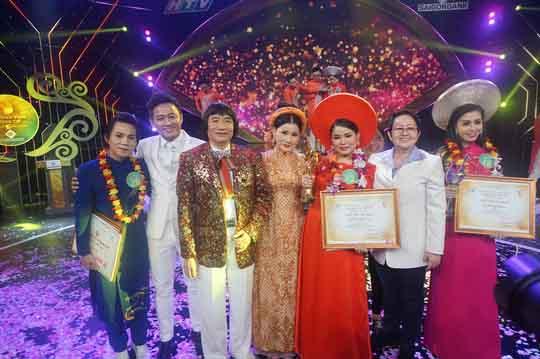 Lâm Thị Kim Cương đoạt giải Chuông vàng vọng cổ 2018