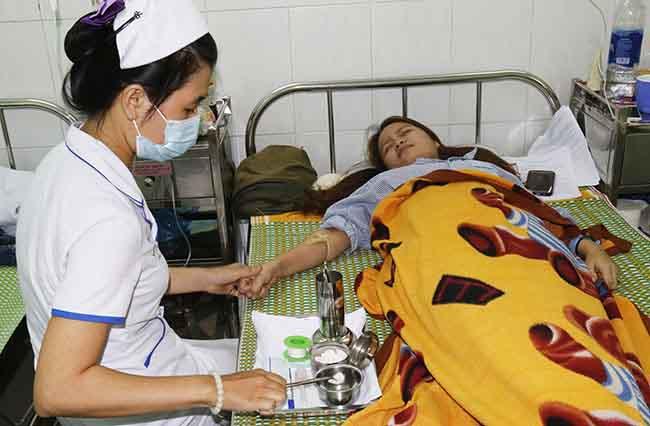 Một cô giáo bị phụ huynh đánh tới mức bị thương nặng