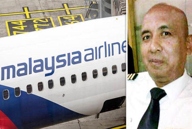 """Vụ mất tích """"bí ẩn"""" của máy bay MH370: Cơ trưởng cố tình lao xuống biển"""