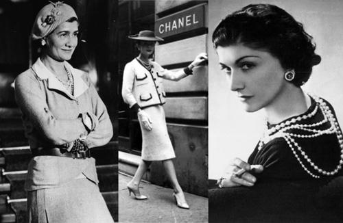 Những biểu tượng thời trang nước Pháp