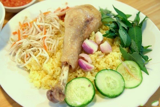 Cơm gà Phú Yên - Ăn một lần muốn được ăn mãi