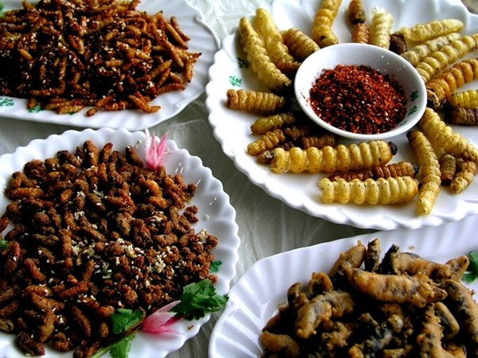 Ẩm thực cực kỳ độc đáo của người Lào
