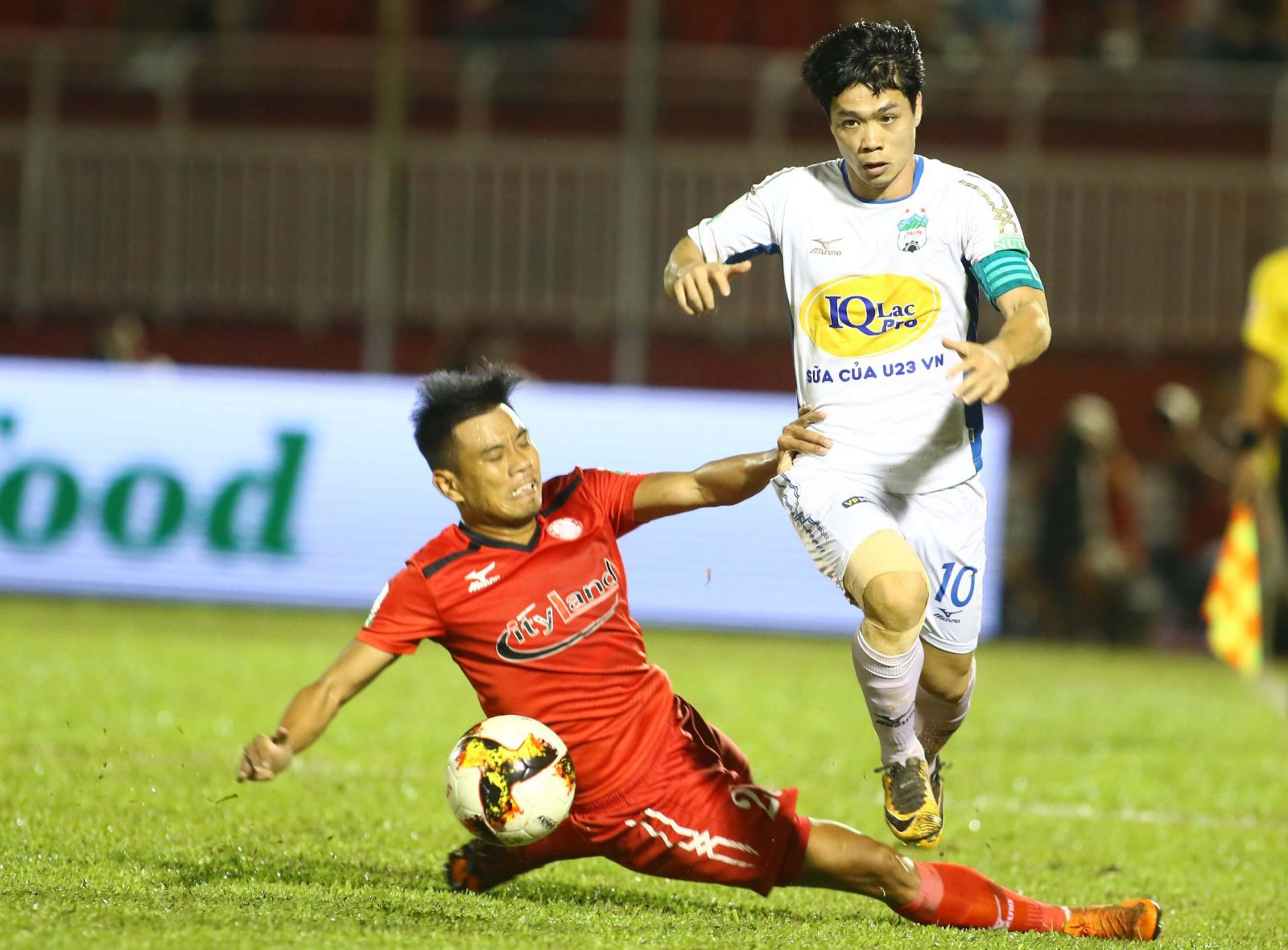 HLV Miura: 'Công Phượng là cầu thủ chơi hay nhất bên phía HAGL'