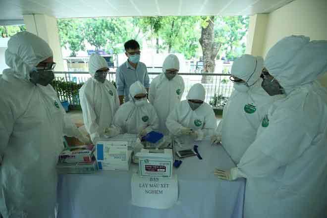 Thêm 28 ca mắc COVID-19, Việt Nam có 586 ca bệnh, 3 ca tử vong