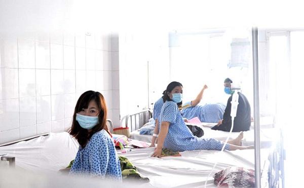Ô cúm A/H1N1 tại bệnh viện Từ Dũ cơ bản đã được khống chế