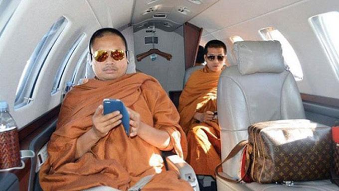 Một cựu sư Thái Lan bị tuyên án 114 năm tù