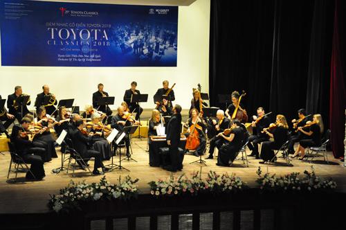 Nhạc giao hưởng Anh chinh phục khán giả Việt