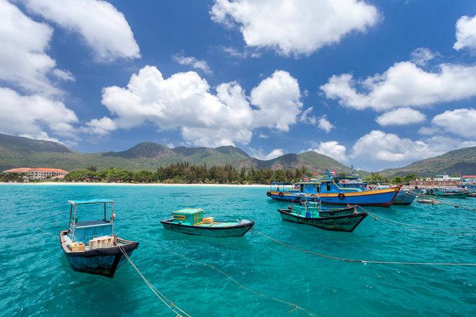 3 địa danh nổi bật có làn nước trong xanh nhất thế giới