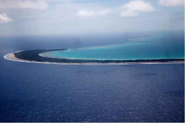"""Nhật Bản truy tìm hòn đảo """"mất tích"""""""