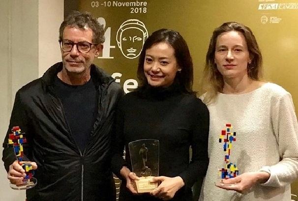 'Đảo của dân ngụ cư' đoạt giải thưởng điện ảnh lớn tại Italia