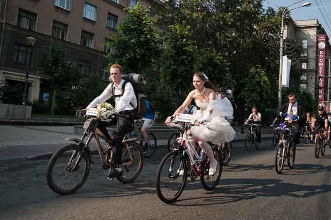 Những đám cưới độc đáo trên thế giới